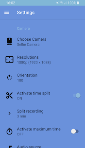 Background Video Recorder Ultimate: Big Red Button App Download For Android 5