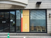 カフェ・メルカート外観