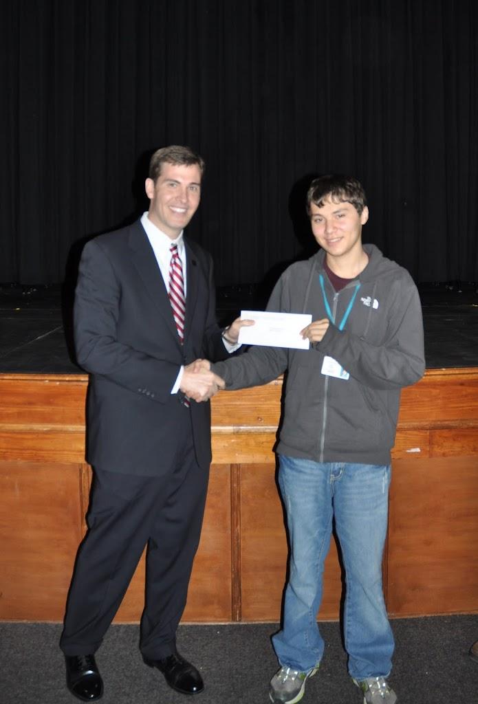 Southwest Arkansas Preparatory Academy Award Letters Hope High School Spring 2012 - DSC_0053.JPG