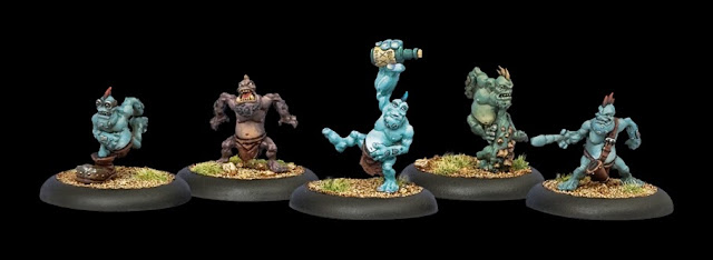 Pygs de privateer Press