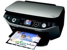 Reset Epson PM-A820 printer Waste Ink Pads Counter