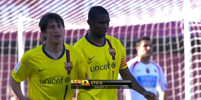 LFP-Week-36 : Mallorca 2 vs 1 Barcelona 17-05-2009