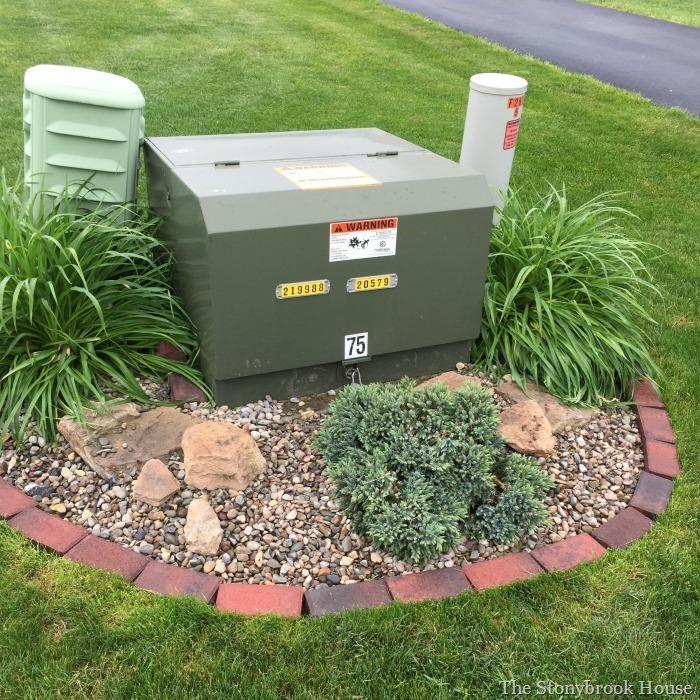 electric box garden