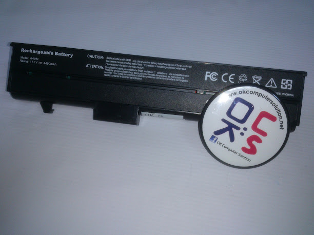 New Battery For Dell Inspiron XPS M140