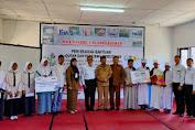 PLN Aceh Serahkan Bantuan Al-Qur'an Dan Beasiswa di Gayo Lues