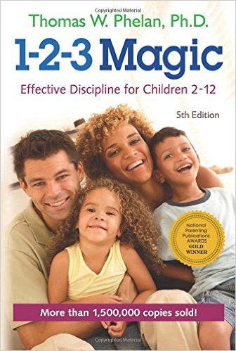 1-2-3 Magic Book cover