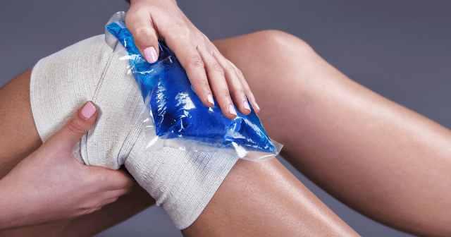 طريقة العلاج الطبيعي للركبة