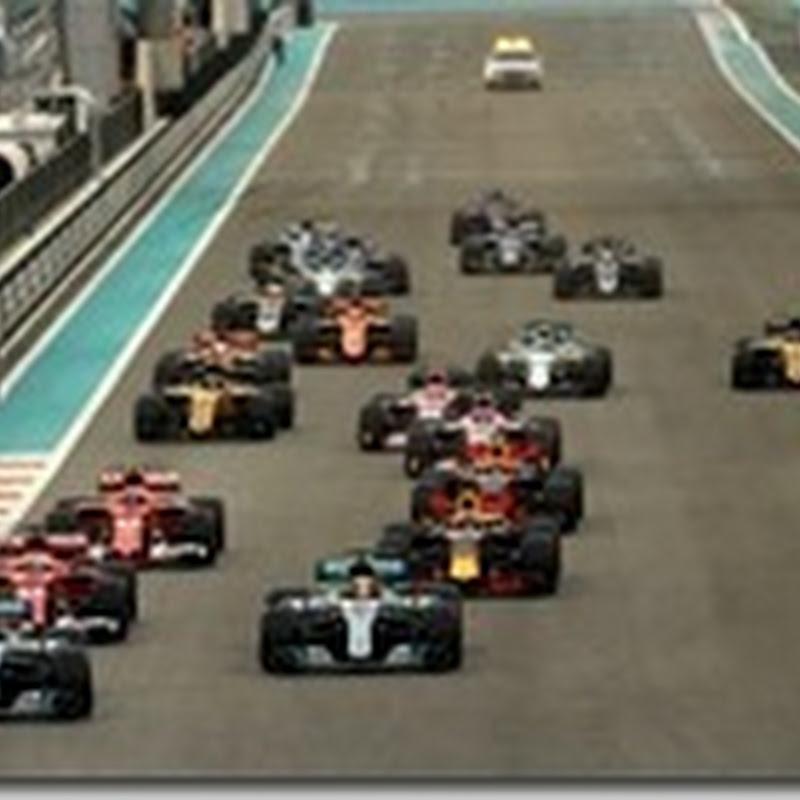 Il programma del weekend ad Abu Dhabi
