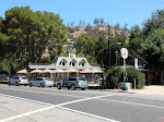 The WAY better place for a Griffith Park train ride