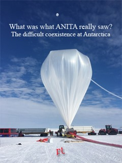 What was what ANITA really saw - The difficult coexistence at Antarctica Cover