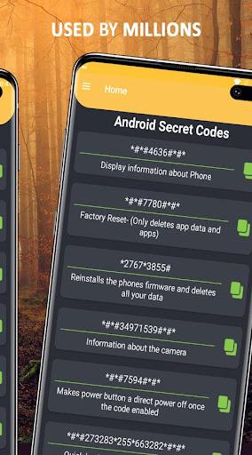 All Mobile Secret Codes screenshot 5