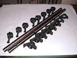 New 1953-1958 Iron rockers and steel shafts. 304.00