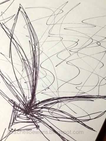 sketch by Rachel Loewens