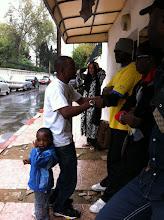 Photo: Waiting for the visa to Mauritania