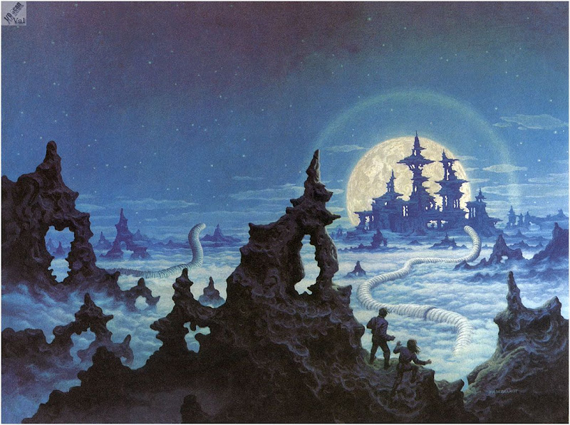 Untitled, Fantasy Scenes 1