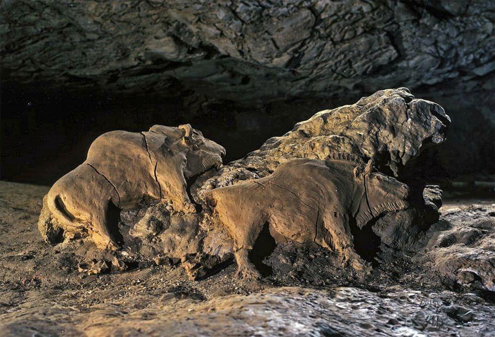 tuc-daudoubert-bison-sculpture