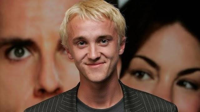 Tom Felton o Draco de Harry Potter irá estrelar novo filme de drama sobre ganância e ambição