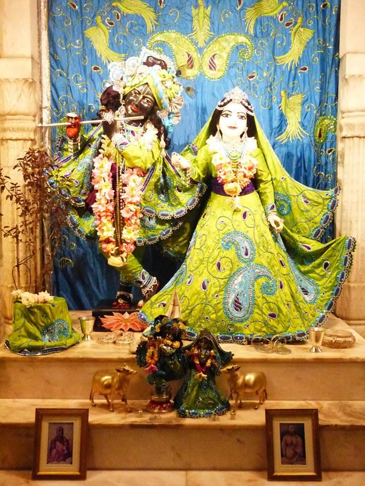 ISKCON New Govardhan Deity Darshan 01 Mar 2016 (21)
