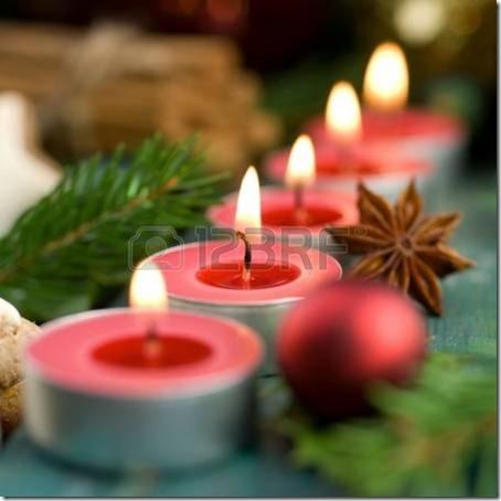 fotos velas de Navidad (2)