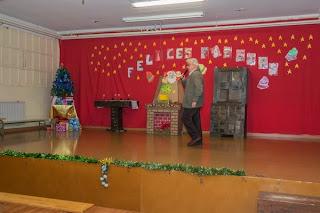 Festival de Navidad. E.I.