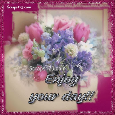 Nice Day With Flowers  Image - 3