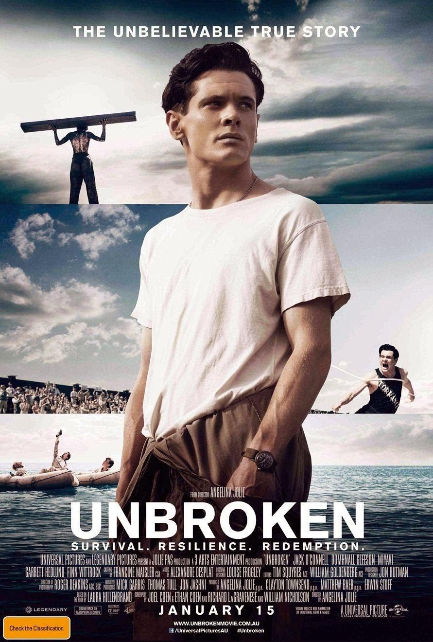 Αλύγιστος (Unbroken) Poster