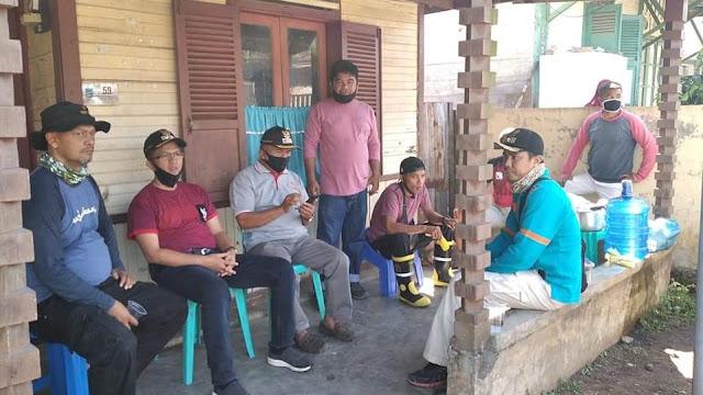 Wawako Erwin Yunaz Turun Tangan Goro Bersama Persiapan Rehab Rumah Warga Miskin.