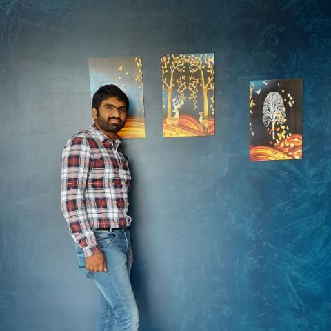 Sarath Chandra Photo 10