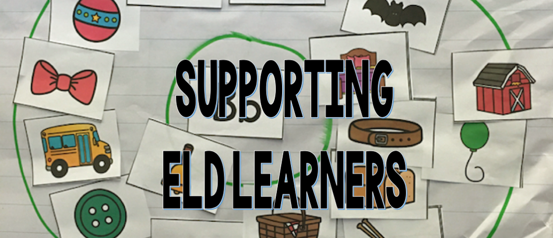 ELD Learners supporting ELD students in the classroom