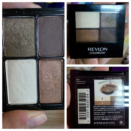 revlon far paleti
