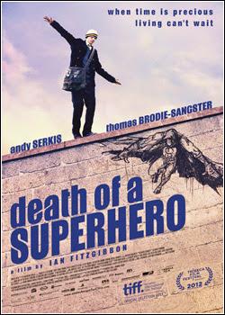 Download – A Morte do Super-Herói – BDRip AVI Dual Áudio + RMVB Dublado ( 2014 )