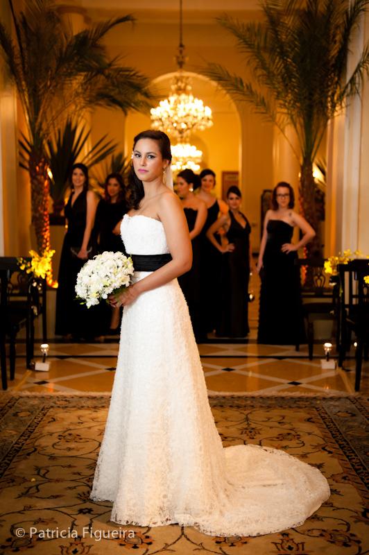 Foto de casamento 0386 de Nina e Guga. Marcações: 24/09/2011, Carol Hungria Vestido, Casamento Nina e Guga, Fotos de Vestido, Rio de Janeiro, Vestido, Vestido de Noiva.