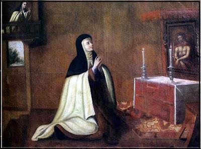 Resultado de imagen de sangre judia de santa teresa