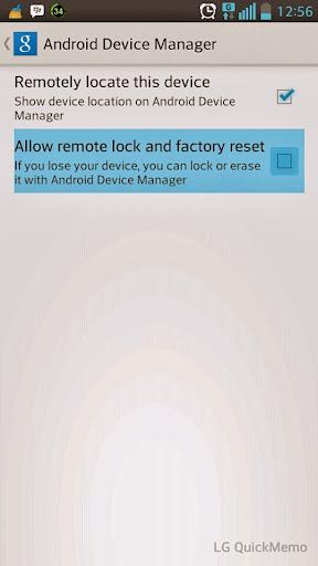 mencegah smartphone android hilang
