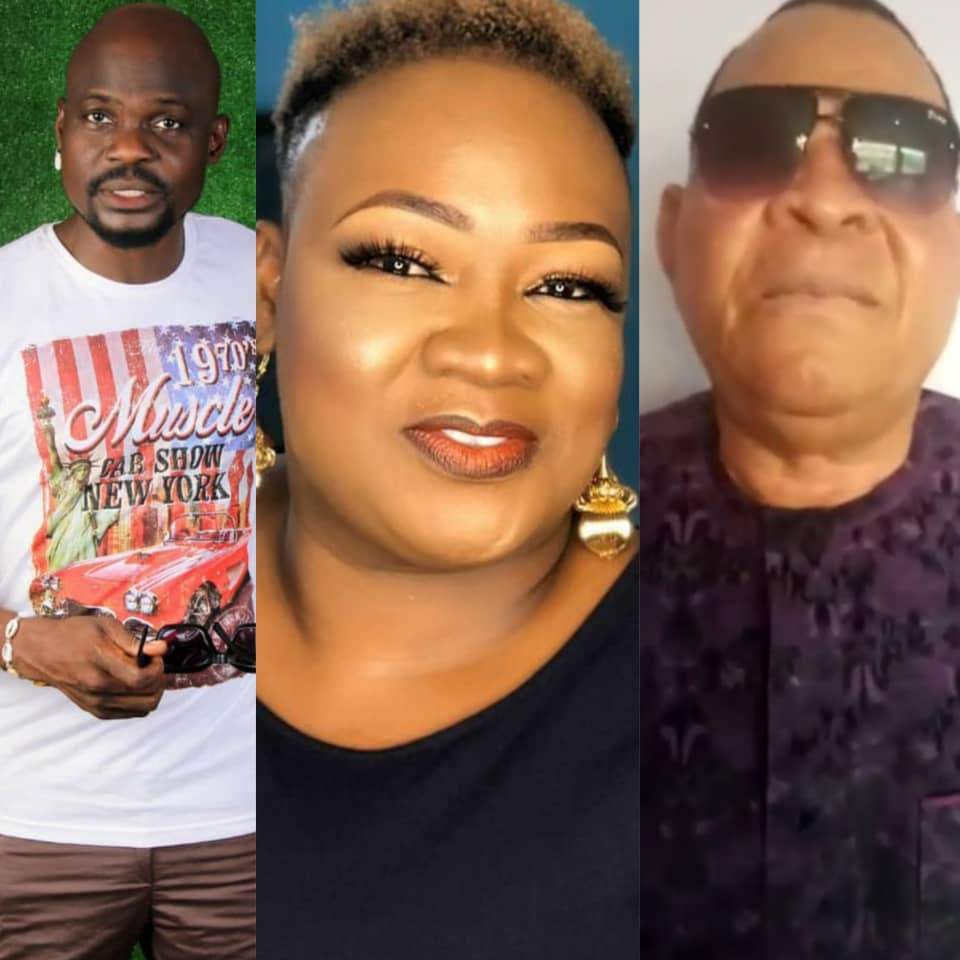 ''Please forgive Baba Ijesha. Temper justice with mercy''- actor Adewale Elesho begs Princess (video)