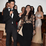 OIC - ENTSIMAGES.COM - Dr Vincent Wong and Vena Chan at the  Miss GB South East pageant at DSTRKT London 18th July 2015 Photo Mobis Photos/OIC 0203 174 1069