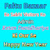 Happy New Years to All Faltu Bazaar Family