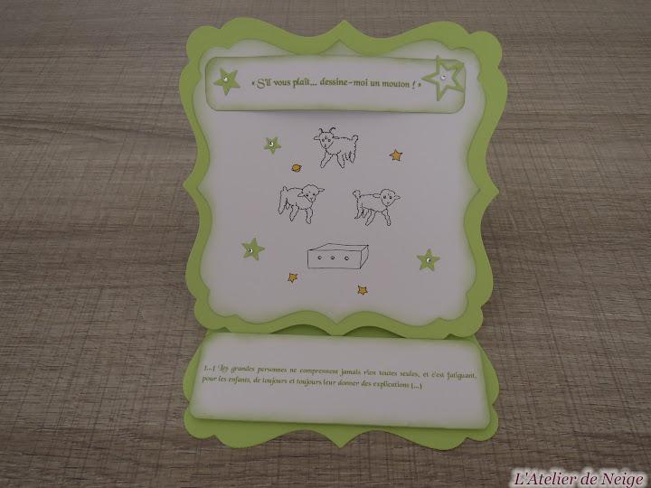 049 - Nom de Table Mariage  Nathalie et Olivier 30 juillet 2016