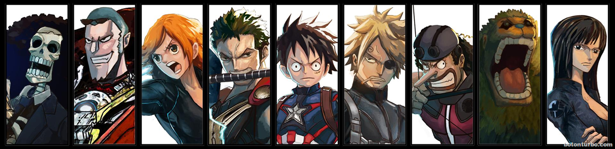 One Piece Civil War