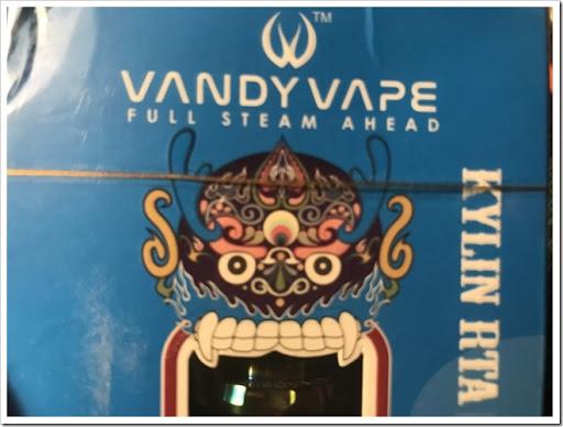 IMG 6251 thumb - 【いかつい爆煙】VANDY VAPE KILIN RTAレビュー!取り敢えず爆煙したいならこいつで良いんじゃないかな?クラウドチェイス向けのミスト製造マシンは、取り敢えず低抵抗で組もう!【CACUQCIG】