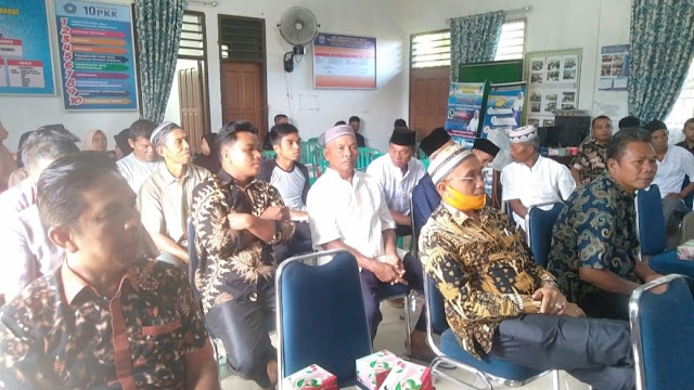 2 Kejorongan di Nagari Aia Gadang Gelar Pemilihan Anggota Bamus