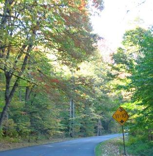 Blue Ridge Parkway,   Tunnel height