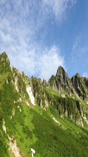登山(槍・穂高連峰)クイズ