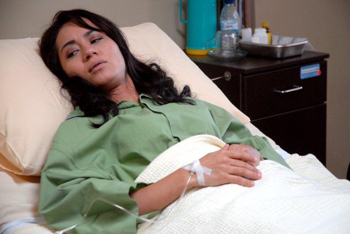 Maya Karin Izzah keguguran filem ombak rindu