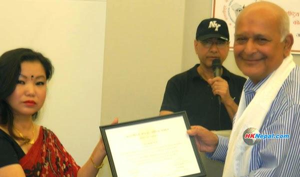 कोलोराडोमा छन्द कवि रमेश खकुरेलको सम्मानमा कार्यक्रम