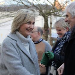 bezoek minister Crevits