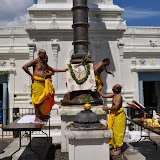 Brahmotsavam 09 Day2 DhwajArOhaNa