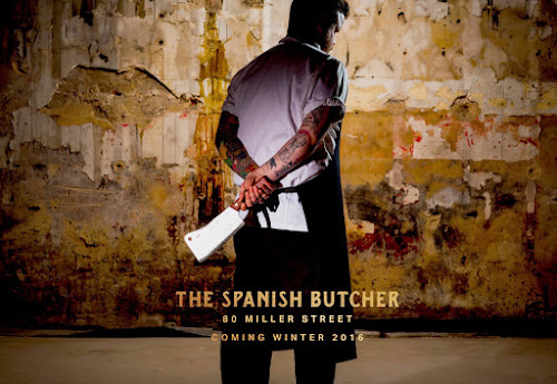 The Spanish Butcher, Glasgow restaurants, Gerry's Kitchen