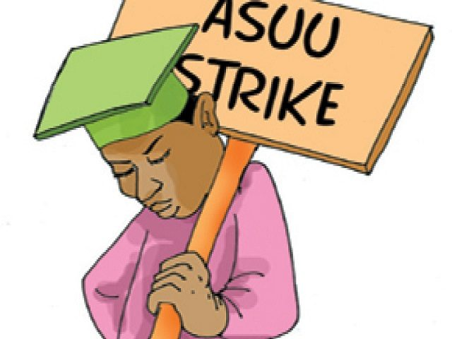 ASUU Turns Down Meeting With FG Says Strike Continues