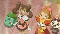 ¡Aspirando a ser la Reina de Kalos! ¡¡Serena hace su debut!! Pokémon XY